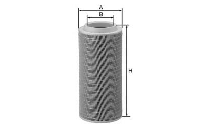 Mann Filter: Mann & Hummel C23513 Luftfilter
