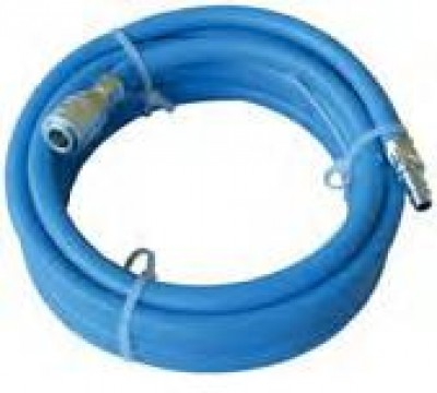EWO Druckluftschlauch 5 m mit Kupplung und Stecker DN7,2 / E40710