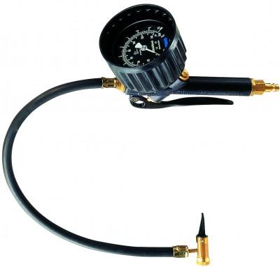 Luftdruckprüfer / Reifenfüller 0-25 bar, Hebelstecker EWO euroair 151.243