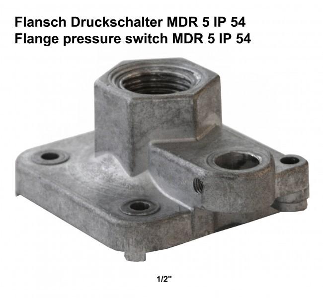 256182 Condor Druckschalter MDR 5//45 bar