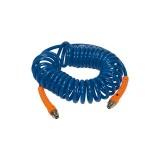 Spiralschlauch mit drehbarer Verschraubung und Knickschutzfeder G 1/4 113440