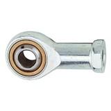Gelenkauge für Rundzylinder 1.DM. Kolben-ø 8-10 mm, Kolbenstange M4 105845