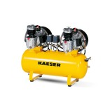 KAESER Industriekompressor Doppelanlage KCCD 130-100 1.1712.2