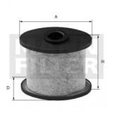 Mann Filter: Mann & Hummel LC 5002 x Ölabscheider für ProVent 200
