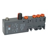 Logikelement NO, NC, TIMER, 2,5-8 bar, Einstellber.: 0-30 sec, NW 2,7 RI-W 36-6