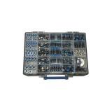 Kunststoff-Sortimentsbox Schnellsteckverbinder »Blaue Serie« RI-PIB100