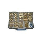 Sortimentsbox Messingdrehteile aus Kunststoff RI-DTB300