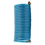 Spiralschlauch beidseitig + Verschr./Knickschutz R 1/4, Ø 115 mm außen 136626
