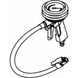 Reifenfüller 0 - 10 bar mit Momentstecker Blitz Pneumax Kombi BL-2513