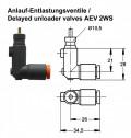 Condor Druckschalter - Anlauf-Entlastungsventil AEV 2WS / 200772