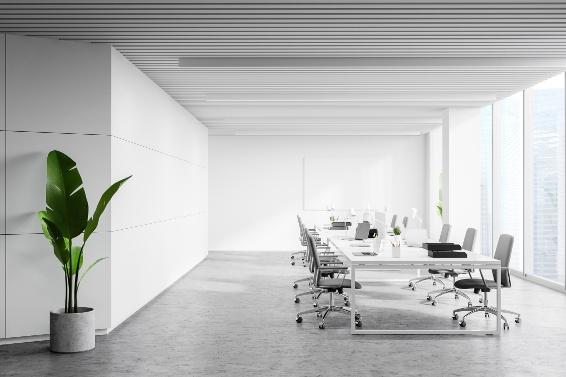 Filtration Group SilentCare im Büro